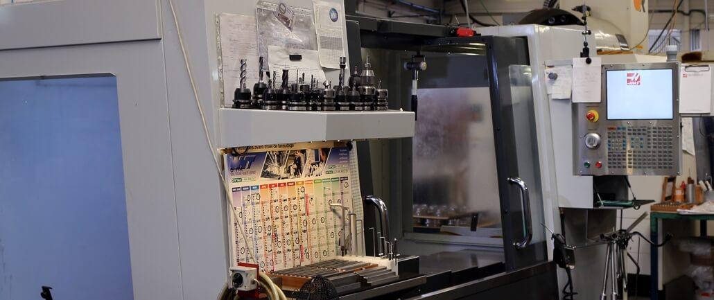 Machine Haas